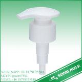 24/410 de PP branco útil da bomba de loção para shampoo