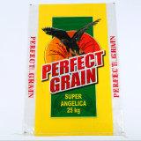 Рр тканый мешок риса для упаковки сахара продовольственной пшеницы муки
