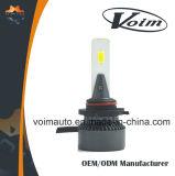 4 fari dei chip LED di PCS LED per l'accessorio automatico del faro dell'automobile 9005/H4/H1/H7