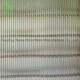 De decoratieve Stof van het Metaal van de Verdeler van het Netwerk van het Metaal Binnenlandse Geweven