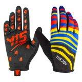 La conception de sublimation personnalisé de haute qualité descente VTT BMX Mx Racing fabricant de gants de sport