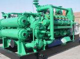 Conjunto trifásico de la GEN del generador de la energía del gas de la CA
