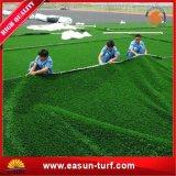反Uvartificialプラント緑の芝生の人工的な草および偽造品の芝生