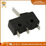 Kw12-15 refoulées levier Mini Micro Switch de borne à souder