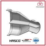 高圧ダイカストを停止するA380アルミニウム自動車部品のために