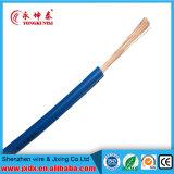 Fio flexível elétrico/elétrico com bainha/tampa/revestimento do PVC