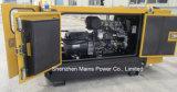 tipo Soundproof do gerador Diesel de Cummins da potência à espera de 45kVA 36kw