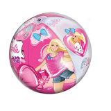 Cmykの印刷PVCまたはTPUの女の子のための膨脹可能なビーチボール