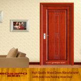 Portello interno di legno di legno del MDF della cenere (GSP8-028)