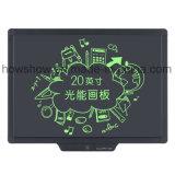Grosse Größe Schreibens-Tablette 20 Zoll LCD-E für Kind-Handschrift