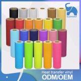 Diferentes colores de la calidad de Corea PU Flex Film de PVC de transferencia de calor
