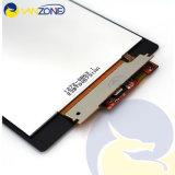 ソニーXperia Z1のコンパクトな箱、ソニーZ1のコンパクトのためのLCDの完全なアセンブリのための黒いタッチ画面