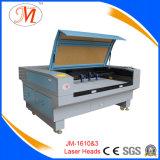 Machine de découpage à haute précision approuvée de laser de GV (JM-1610-3T)