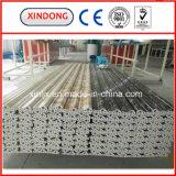 Ligne d'extrusion de profil de marbre de Faux de PVC faisant la machine