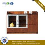 Al合金フレームの白いシェーカーの既製の食器棚(HX-LC2237)