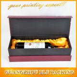 Коробка подарка стекла вина оптовая складывая