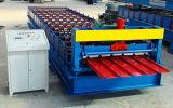 Máquina de fabricação de aço de telha em telhado de concreto 1000