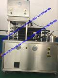 Schlüsselfertige Lösungs-Eiscreme-aufbereitende Zeile Eiscreme, die Maschine herstellt