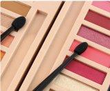 De produits de beauté type cosmétique d'emballage neuf au sujet de renivellement de fard à paupières