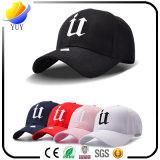 Kundenspezifische heiße Verkaufs-Baumwollflache Masken-Form-Schutzkappe Sports Hut