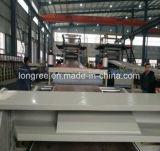 Nouvelle machine au sol en pvc expansé SPC-de-chaussée de l'extrudeuse plancher Spc Ligne de production avec couche de revêtement UV Lvt