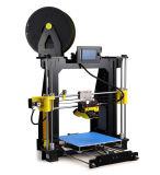 Anstieg neuer einfacher funktionierender Reprap Prusa I3 Fdm 3D acrylsauerdrucker mit Winkel- des Leistungshebelsabs