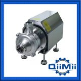 Auto sanitario dell'acciaio inossidabile di AISI316L e di AISI304 che innesca pompa centrifuga