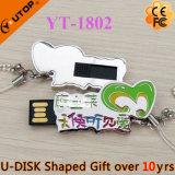 USB a forma di su ordinazione Pendrive carattere/della lettera per il presente (YT-1800)