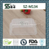 Venda por atacado Take Away Single Compartiment Plastic Disposable Plastic Recipient