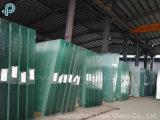 vidro ultra extremamente desobstruído do edifício do flutuador de 3mm-19mm (UC-TP)
