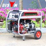 Generador redondo de la gasolina del marco 6.5HP de la alta calidad del bisonte (China) BS2500e