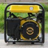 Bison (China) BS1800A Soem-Fabrik-Haushalts-kupferner Draht-zuverlässiger Generator 1kVA mit Benzin-Motor
