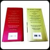 高品質のカスタムパンフレットの印刷のカスタムハードカバー本の印刷