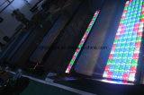 acontecimiento de la luz de la etapa ligera de la IGUALDAD de la luz LED de la colada de la pared de 108PCS*3W LED Wedding la iluminación al aire libre del jardín