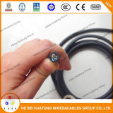 Cable de goma flexible H05rn-F del Ce 3core