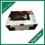 Caixas de frutas onduladas, caixa de embalagem de cereja (FP020009)