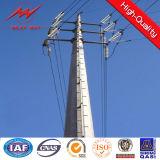 linha de transmissão elétrica aço do circuito 10kv dobro Pólo