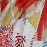 Accueil du tissu de polyester Tissu en microfibres Tissu brossé de l'impression pour drap de lit
