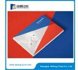 Livro de papel de impressão compensado com ligação de Ferfect