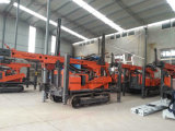 200mètres Crawler Portable Well Well Drill Rig