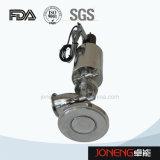 Acero inoxidable Válvula de fondo Manual Tipo de depósito (JN-DV3003)