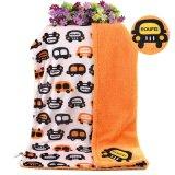 Breve coperta spessa personalizzata della sede di automobile del bambino di Sherpa