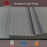 Feuille gravée en relief d'acier inoxydable (CZ-S20)