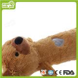 Brinquedo do luxuoso do cão da cabeça do tigre da caixa