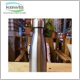 Garrafa de água de aço inoxidável para brindes promocionais