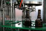 Máquina automática de la botella de cerveza de la botella de cristal