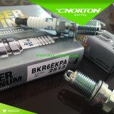 NgkのBkr6ekpa/2513 Vxオリジナルプラチナ点火プラグはFr7DC+ OE026 OE123を取り替える