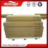 Fournisseur du rétablissement neuf 90GSM 52inch (1320mm) de papier de transfert sec rapide de sublimation de roulis avec le taux à transfert élevé