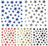 Модный цветастый стикер ногтя стикеров искусствоа ногтя воды звезд 3D