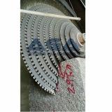 Dq2200/25002800 de Zagende Machine van de Steen om de Marmeren Plak van het Graniet Te snijden